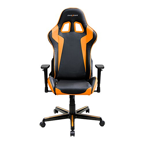 Orange DXRacer Formula Series DOH/FH00/NO Newedge Edition Racing Bucket  Seat Office Chair Gaming Chair Ergonomic Computer Chair ESports Desk Chair  Executive ...