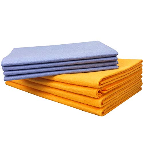 Medeer Cleaning Cloth Rags Super Absorbent Washcloths