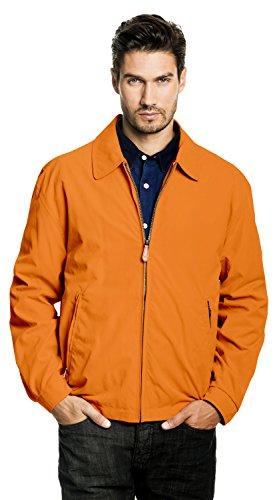 London Fog Men S Auburn Zip Front Golf Jacket Regular